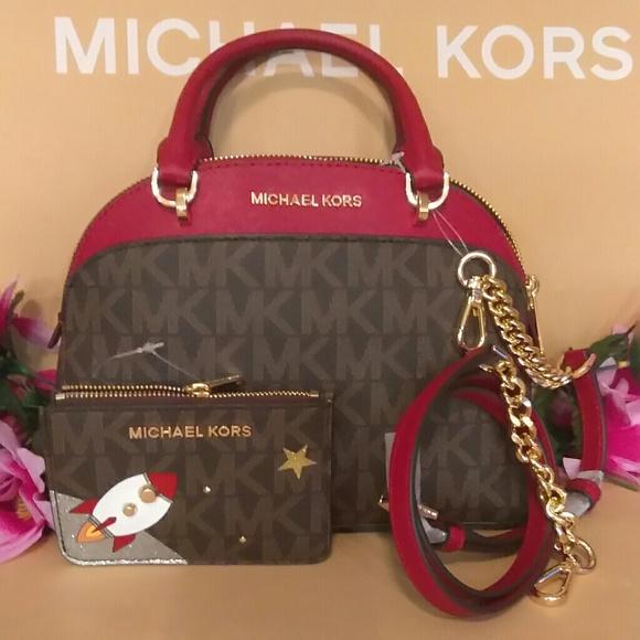 c90022b913da74 Michael Kors Bags   Sale Mk Purse Crossbody Wwallet Keychain   Poshmark
